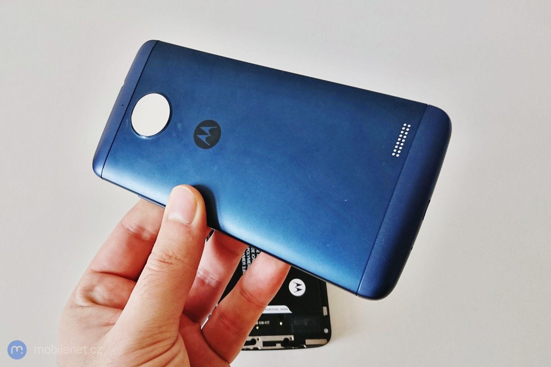 Lenovo Moto E4