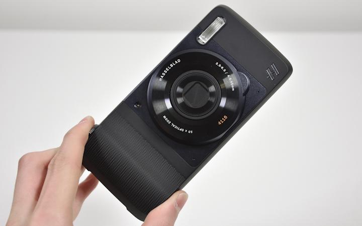 Lenovo Moto Z - Moto Mods Hasselblad