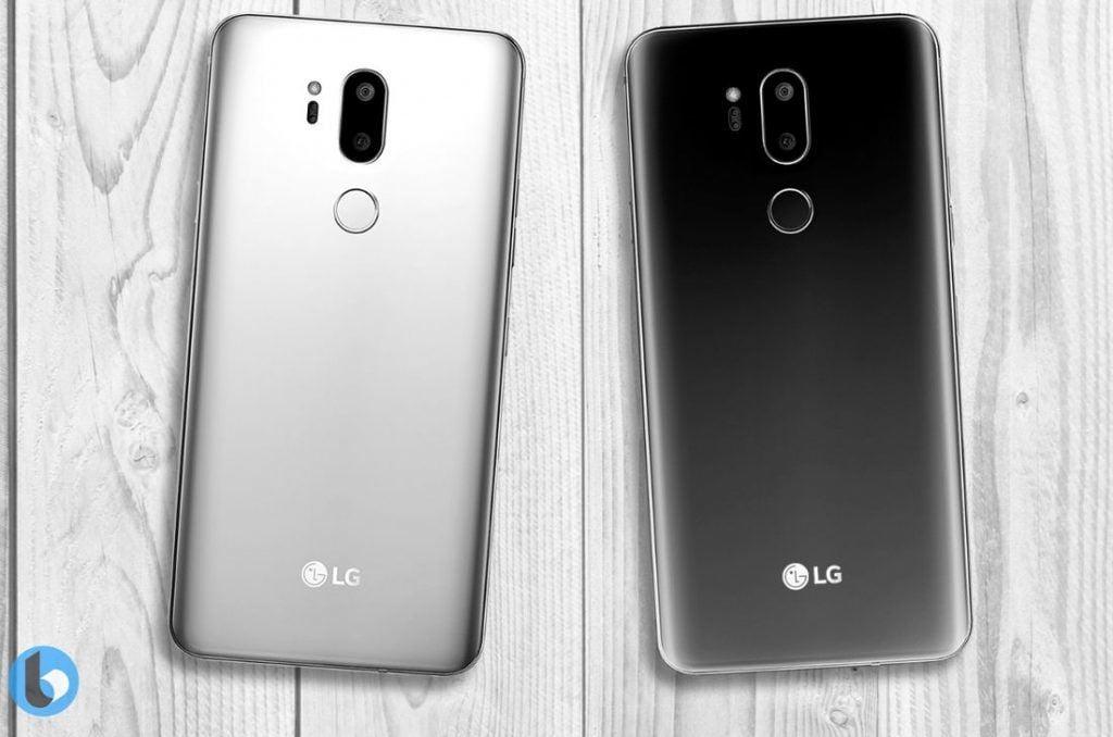 LG G7 (neo) Judy