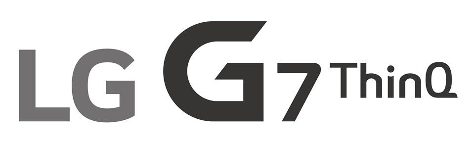 LG G7 ThinQ - logo