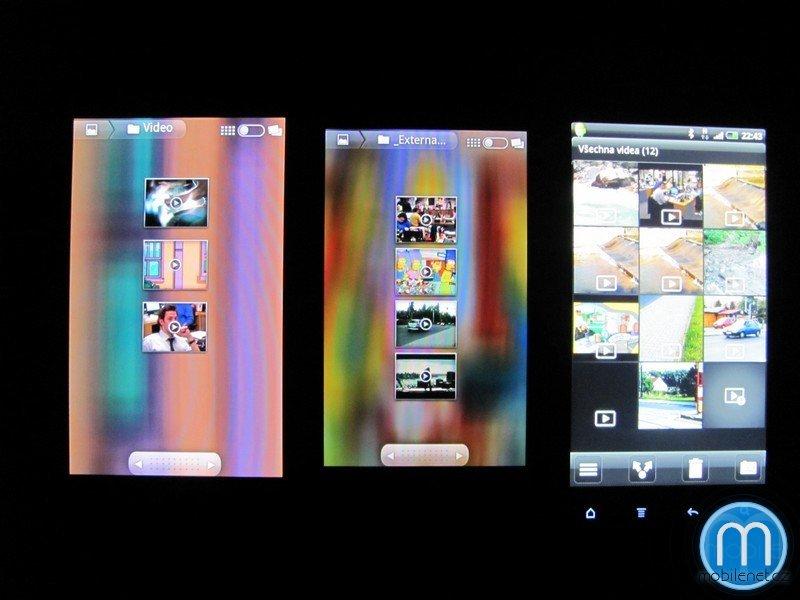 LG Optimus 2X, HTC Sensation, Samsung Galaxy S II