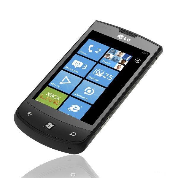 LG Optimus 7; LG Optimus 7Q
