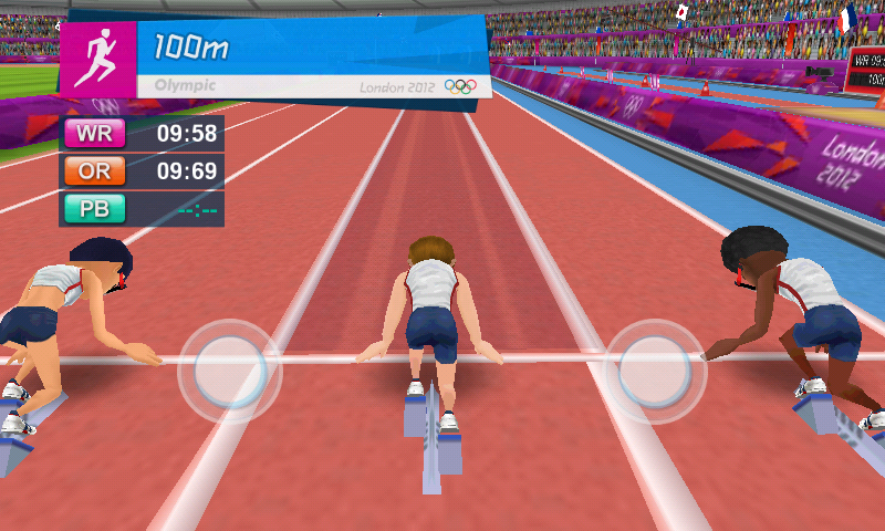 London 2012 - Official Mobile Game