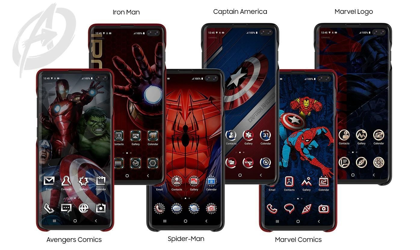 Marvel overview