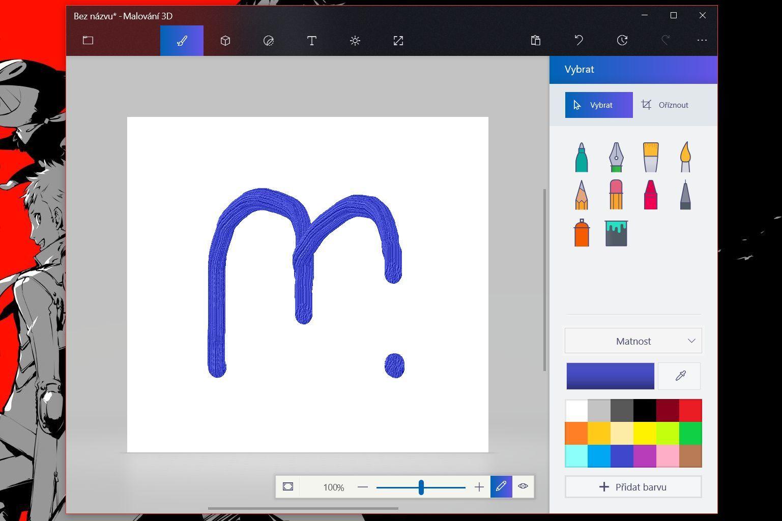 Microsoft Paint 3D - Malování 3D