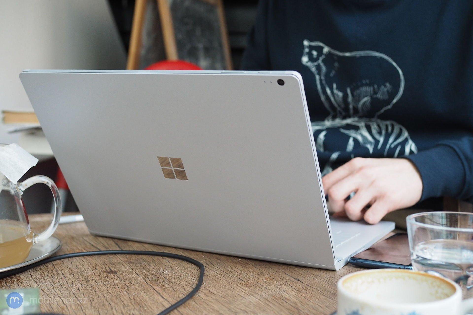 Microsoft Surface Book 2