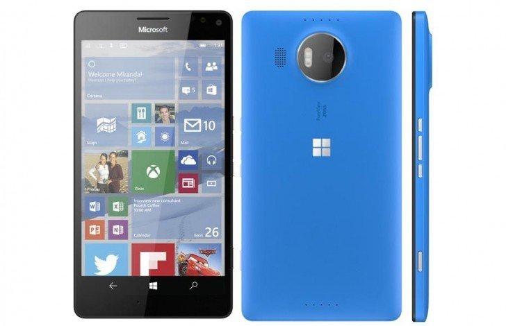 Micrososft Lumia 950 XL