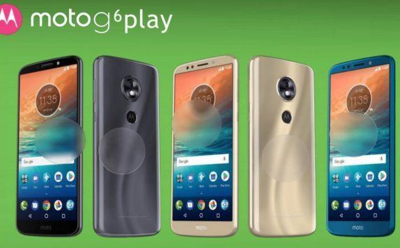 Motorola Moto G6 a Moto G6 Plus