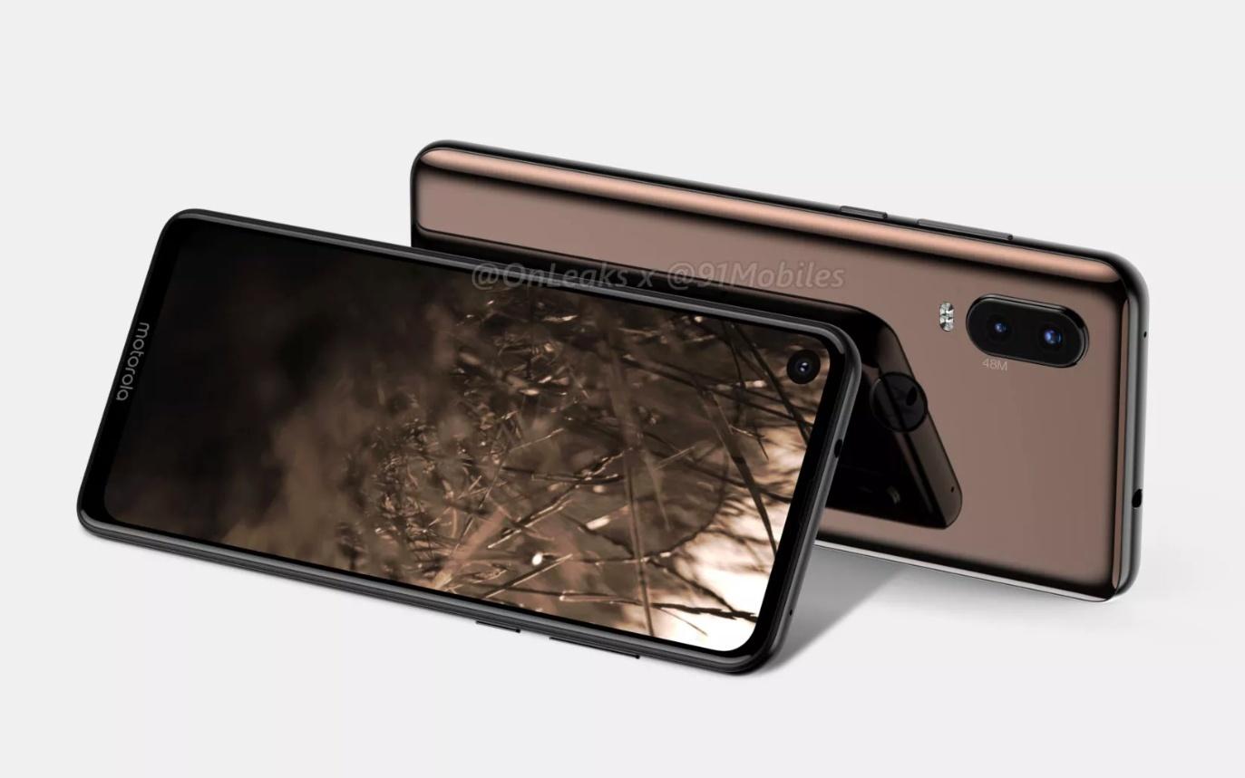 Motorola One Vision (P40)