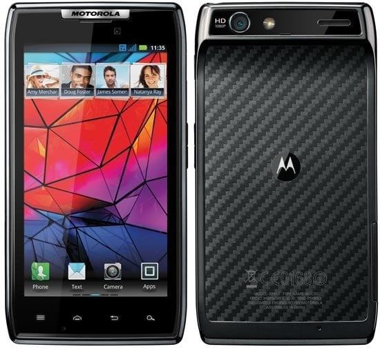 Motorola RAZR (2011)