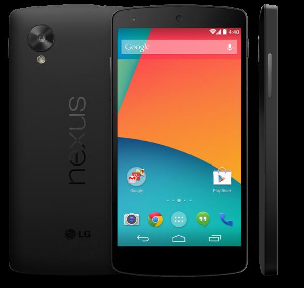 Nexus 5 Android 4.4