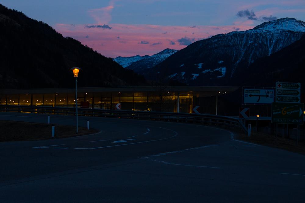 Noční fotka 1