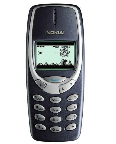 Nokia 3310 Space Impact