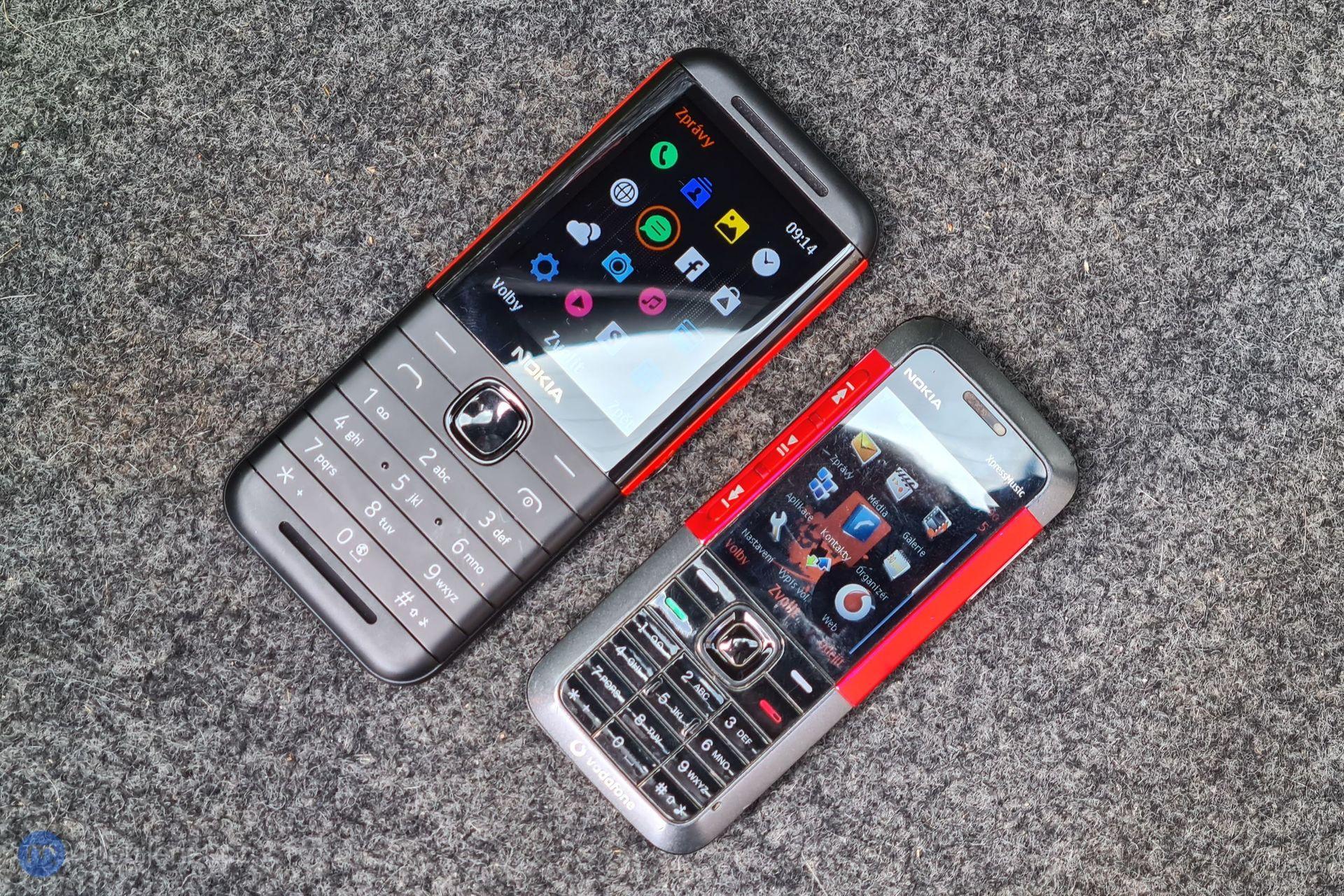 Nokia 5310 a Nokia 5310 XpressMusic