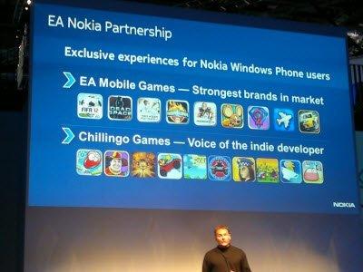 Nokia EA