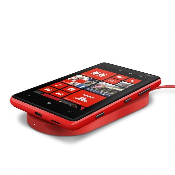 Nokia Lumia Charging Plate