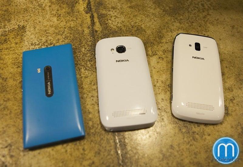 Nokia N9, Nokia Lumia 710 a Nokia Lumia 610