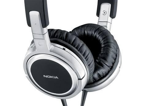 Nokia sluchátka