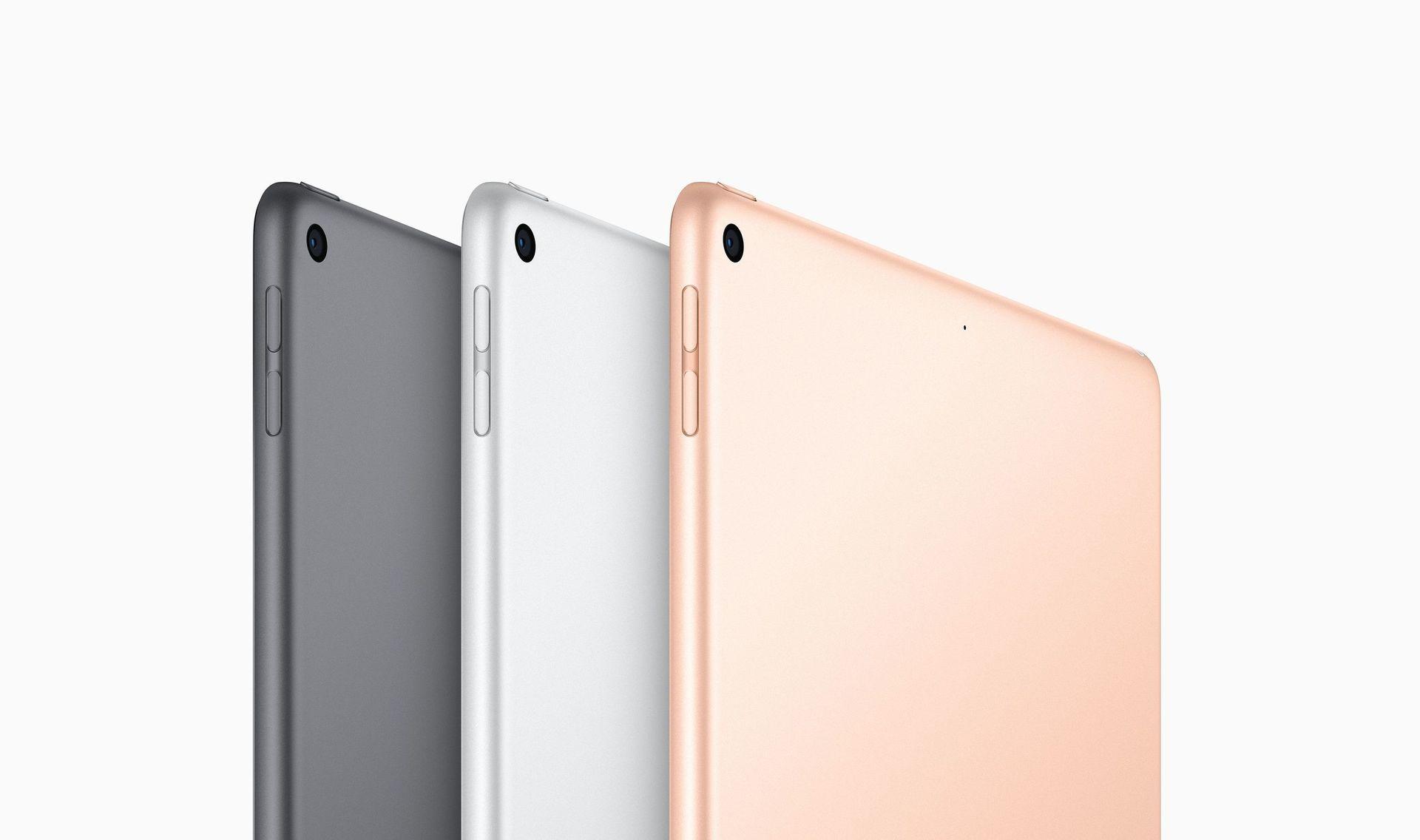 Nový iPad Air