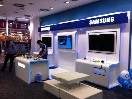 O2 a Samsung v Praze otevírají společnou prodejnu