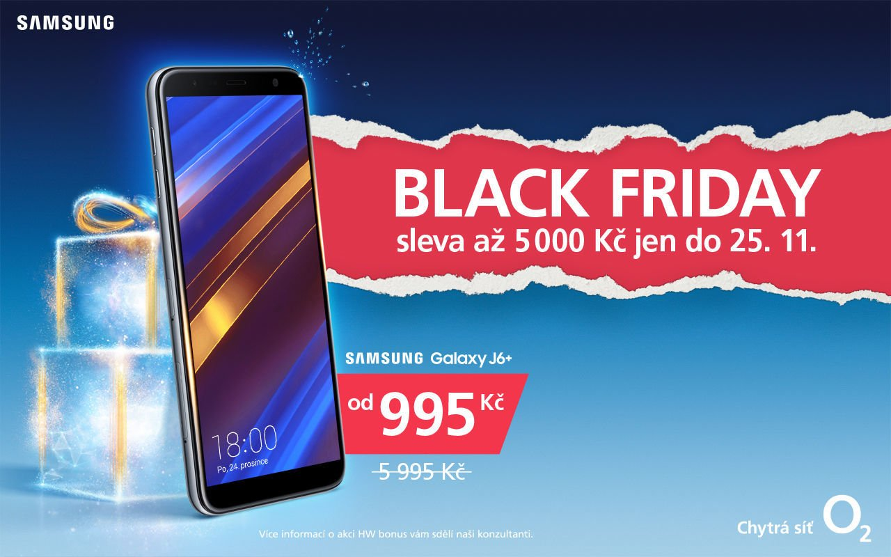 O2 Black Friday