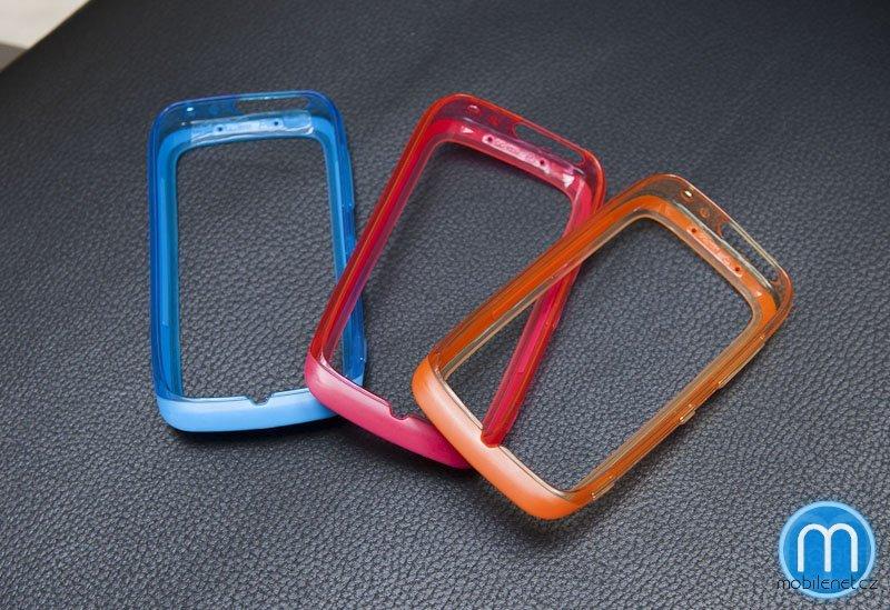 Ochranné rámečky na Nokia Lumia 610