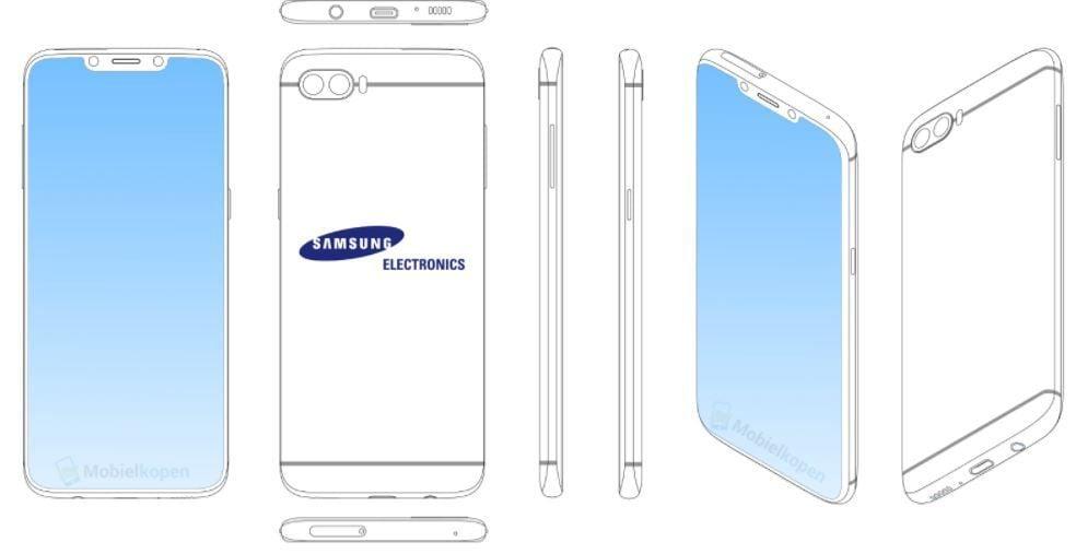 Patent Samsungu