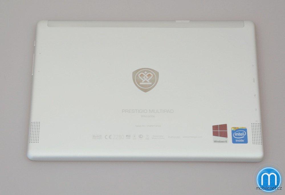 Prestigio MultiPad Visconte