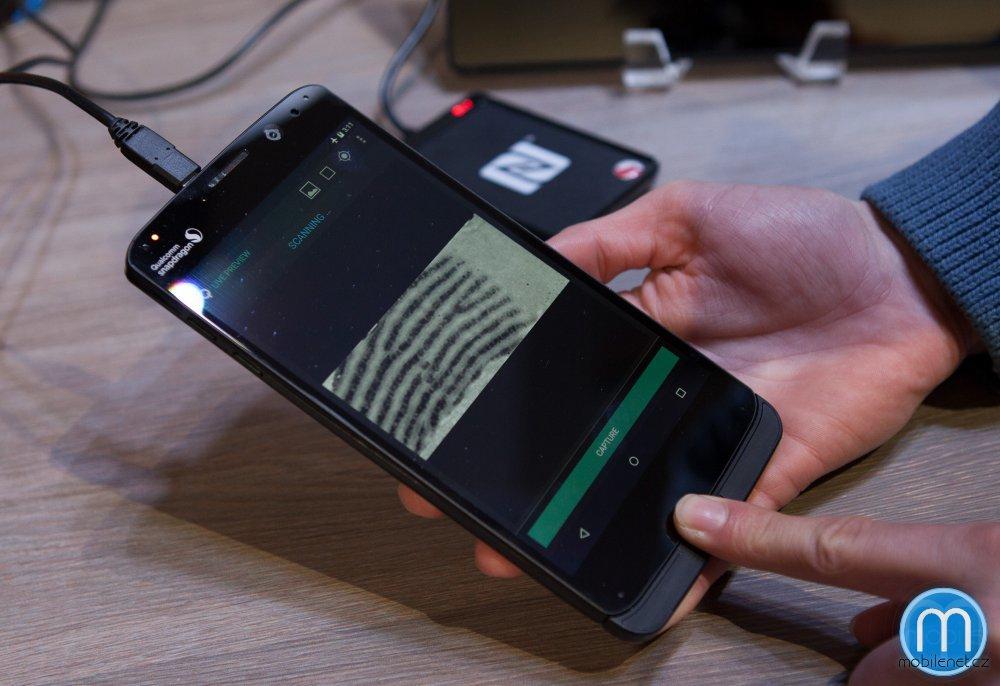 Qualcomm Sense ID 3D