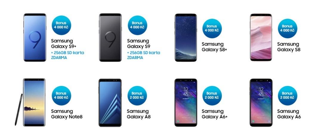 Samsung akce