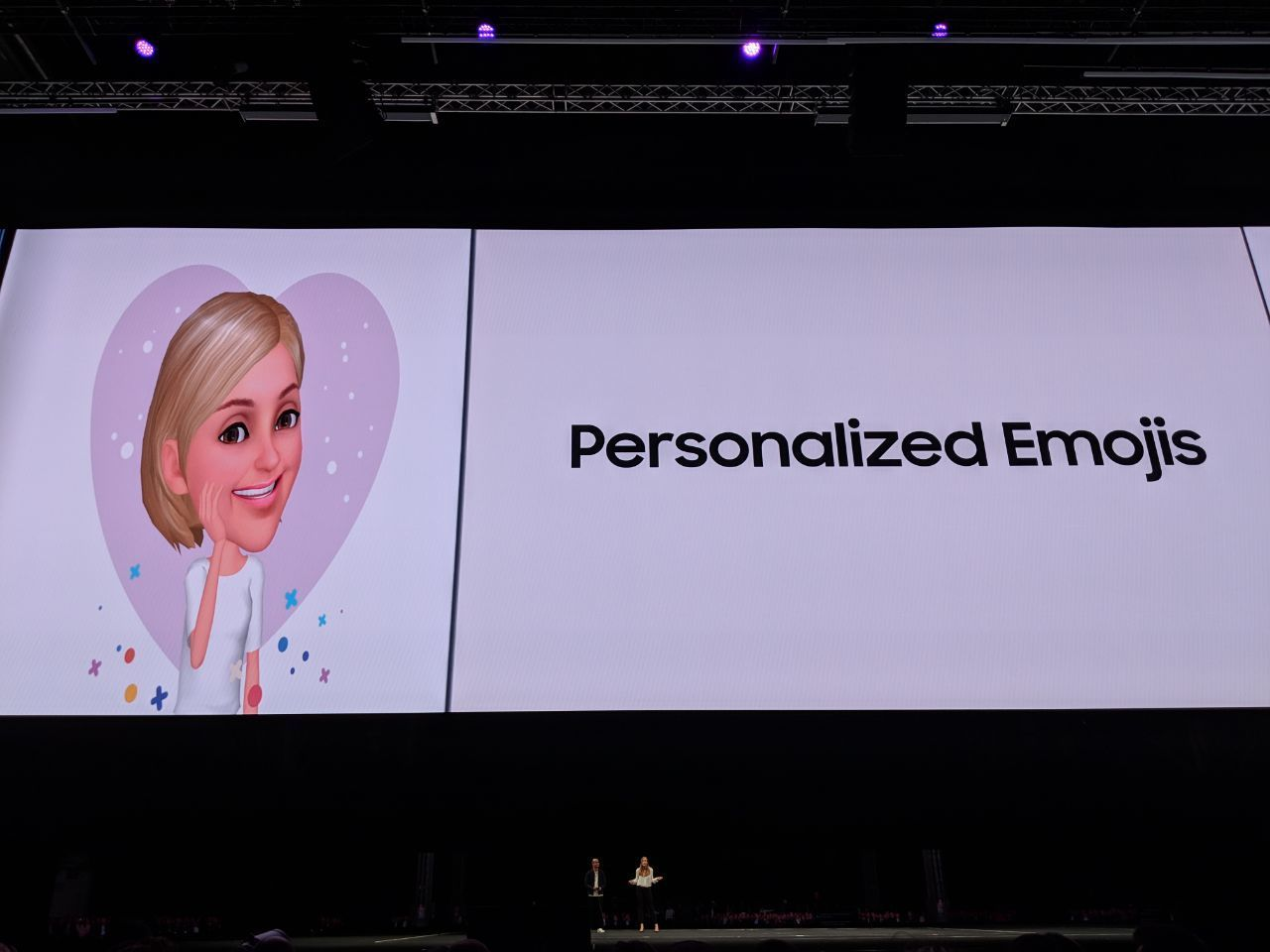 Samsung AR Emoji