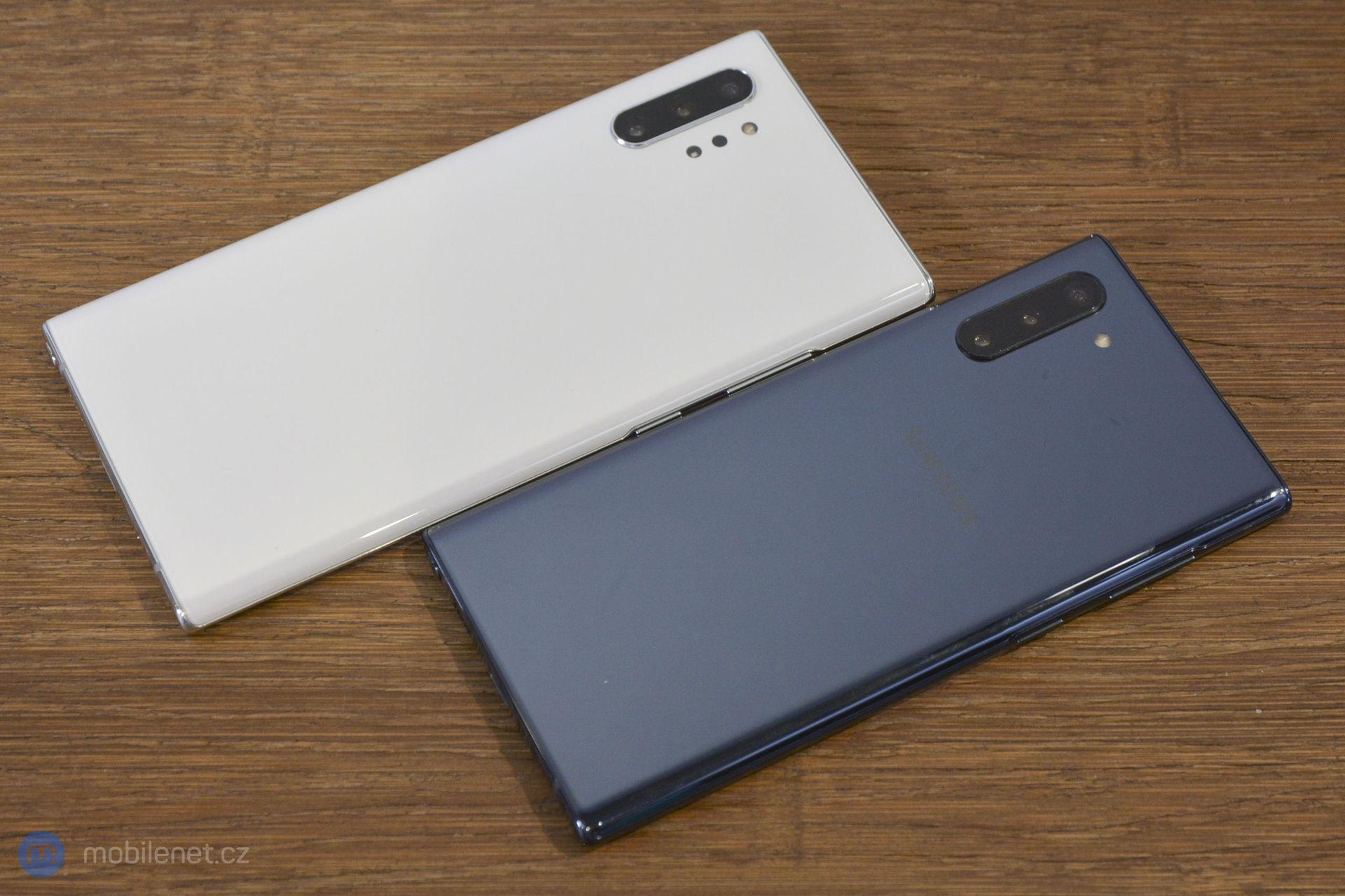 Samsung Galaxy Note10 a Note 10+