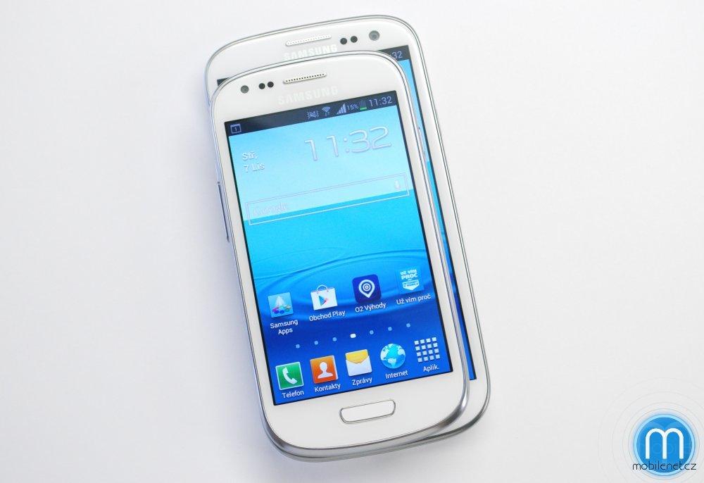 Samsung Galaxy S III mini