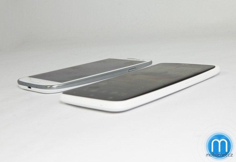 Samsung Galaxy S III vs. HTC One X