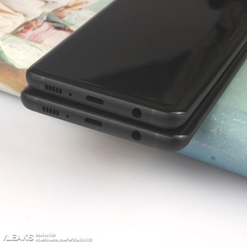 Samsung Galaxy S10 a Samsung Galaxy S10+