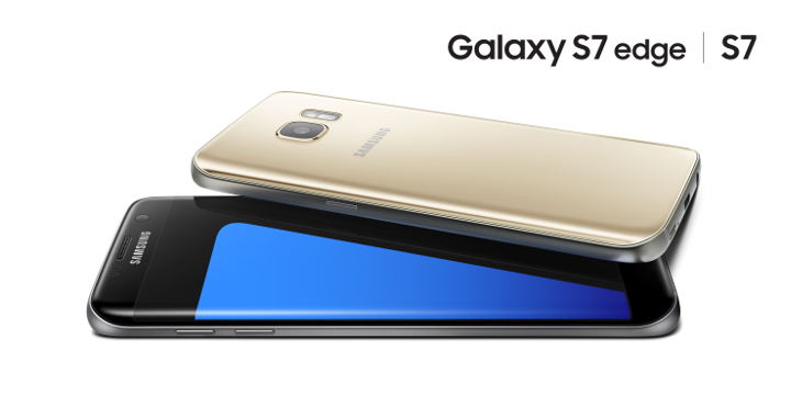 Samsung Galaxy S7 (edge)