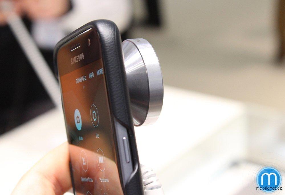 Samsung Galaxy S7 objektiv