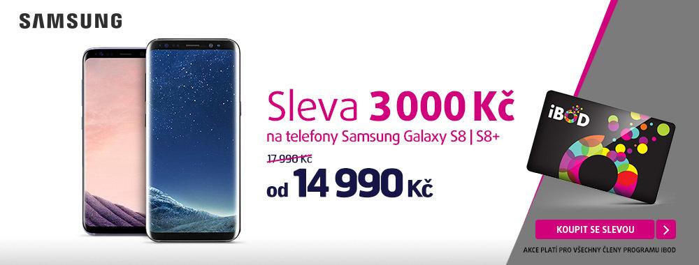 Samsung Galaxy S8+ a Galaxy S8