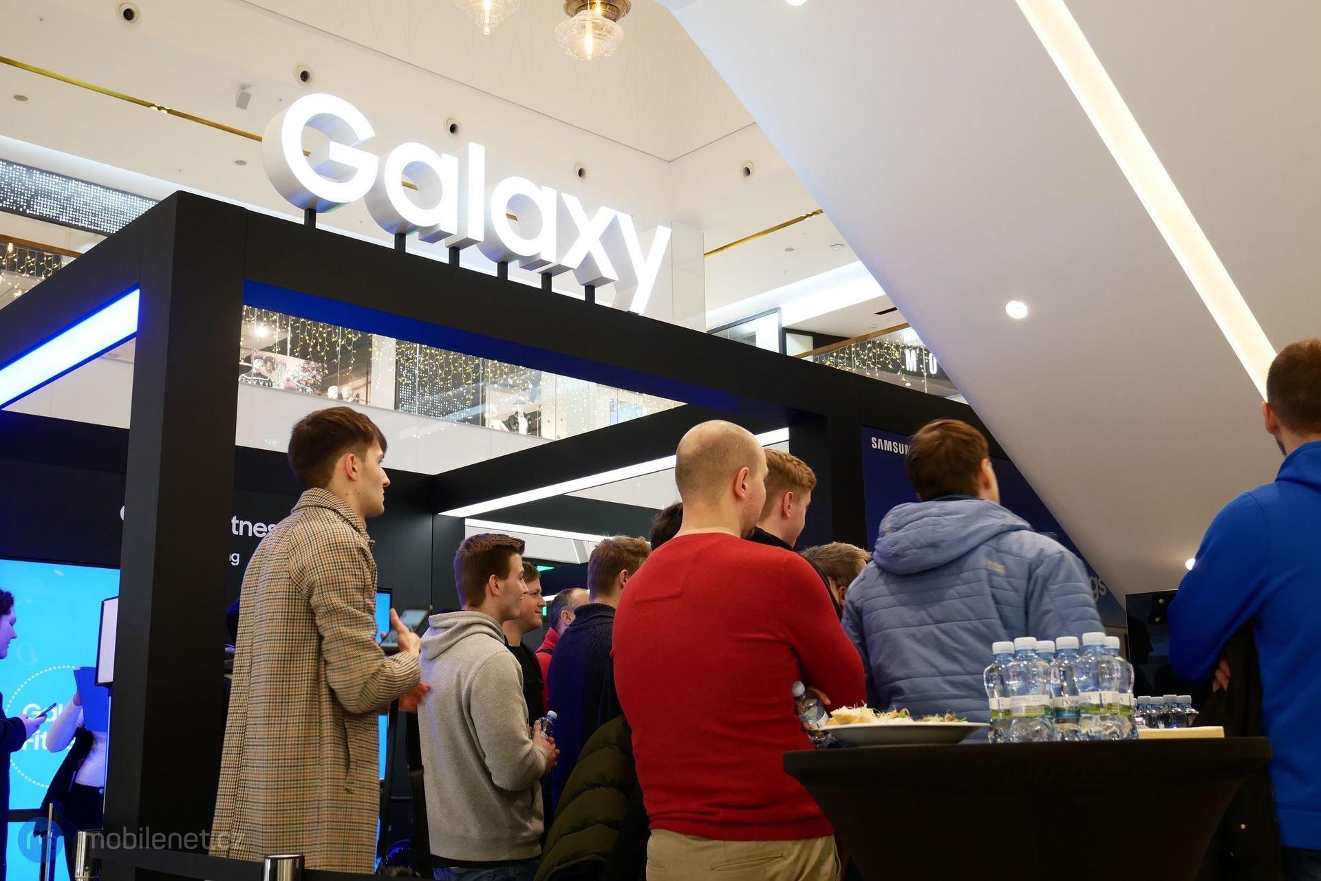 Samsung Galaxy Studio & mobilenet.cz meetup