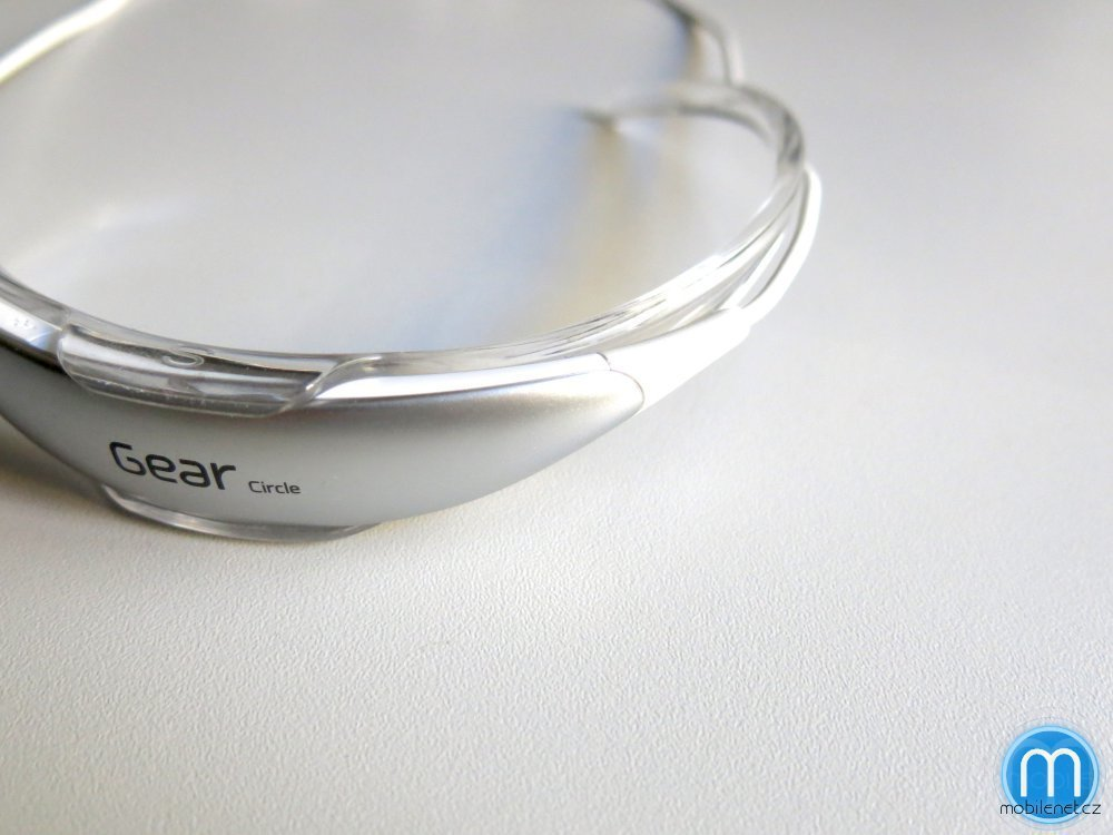 Samsung Gear Circle - držák na krk
