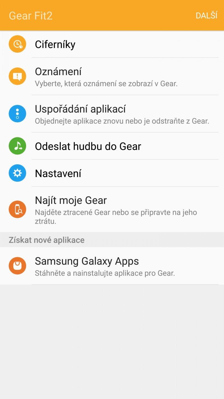 Samsung Gear Fit2