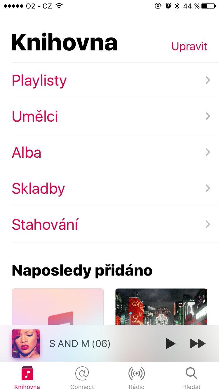 Screen iOS 10