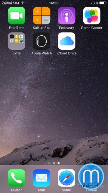 Screen iOS9
