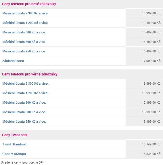 Sony Ericsson Xperia X1 v prodeji u českého T-Mobilu