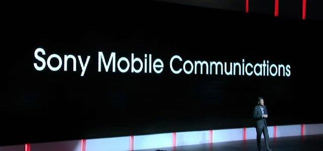 Sony Mobile Communications logo