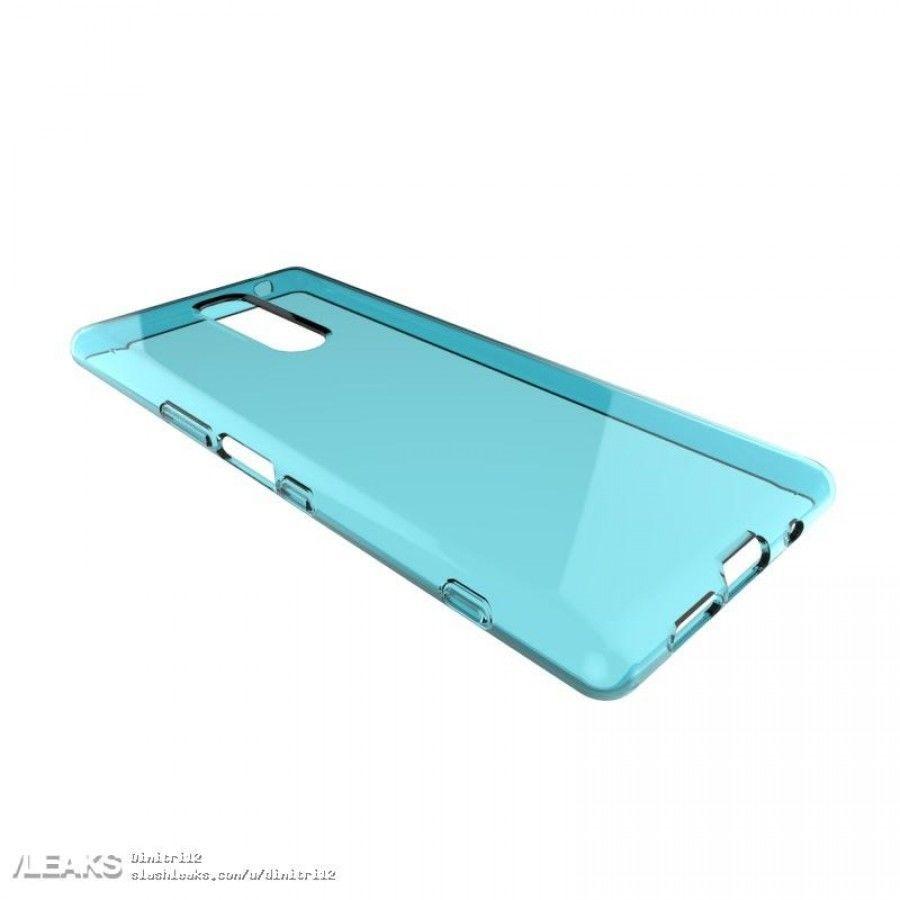 Sony Xperia XZ4 kryt