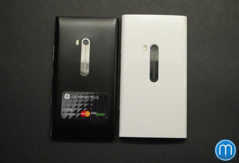 Srovnání Nokie Lumia 900 a Nokie Lumia 920