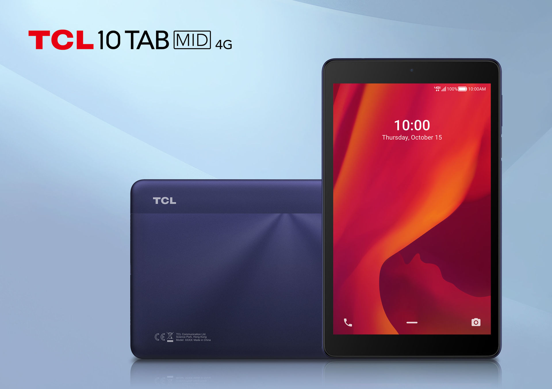 TCL 10 TAB Mid