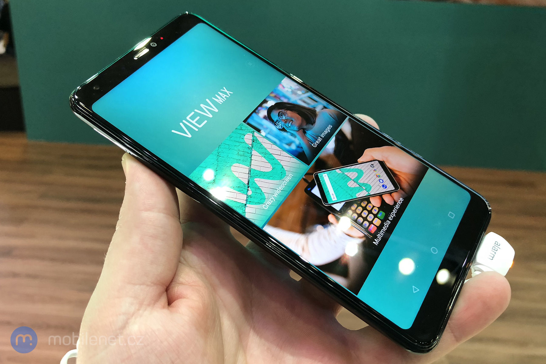Wiko View Max