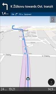 Windows Mapy